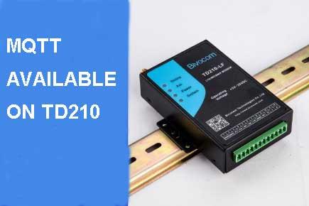MQTT modem TD210