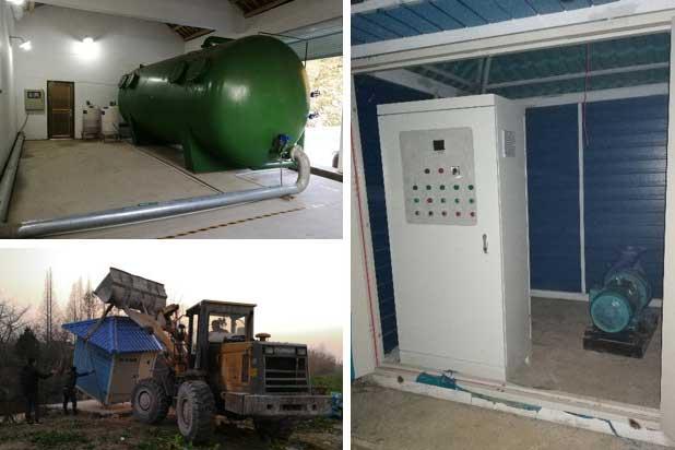 smart pump, pump station