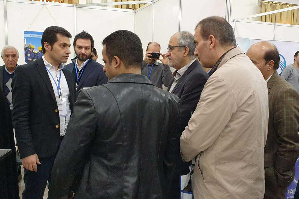 Bivocom partner at oil, gas, water show