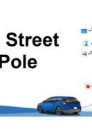 Bivocom Smart Street Light Pole