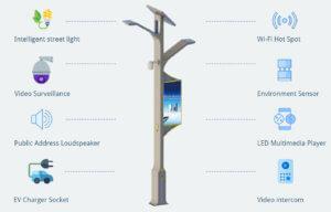 Smart Pole key systems