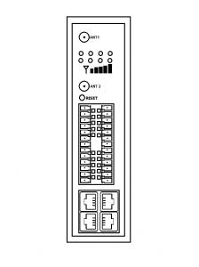 iot-gateways edge-iot-gateway-tg452 front