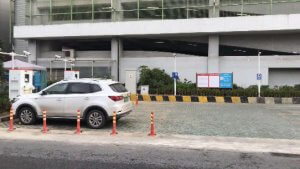 EV Charging Points at Parking Lots(TR341)