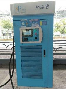 EV Charging Points at Parking Building(TR321)