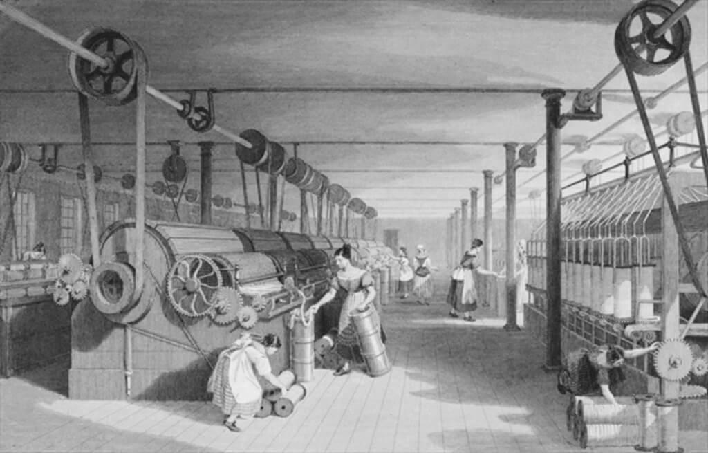first industrial revolution