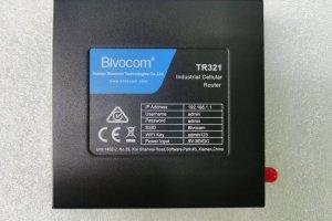 TR321 new label